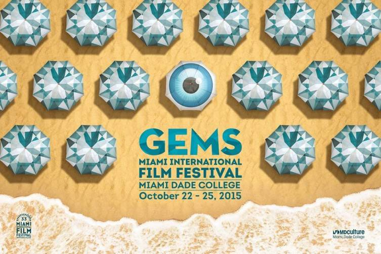 The GEMS 2015 poster was created by the Buenos Aires firm Boogieman Media.