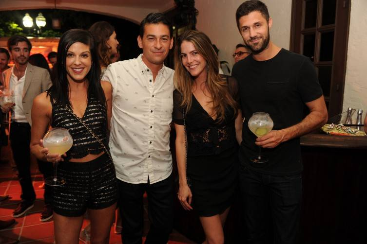 Ginger Harris, Jorge Camaraza, Ashley Turchin, & Sebastian Guejamn