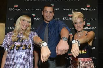 Haute Living Miami Cover Launch Event With Tag Heuer