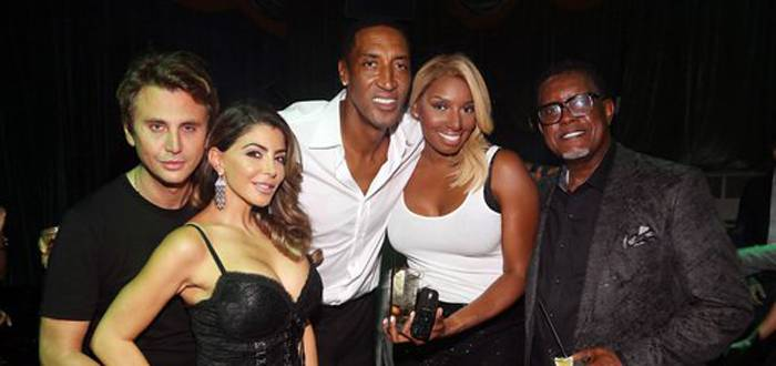 Haute Living and Hublot Celebrate Scottie Pippen's 50th Birthday