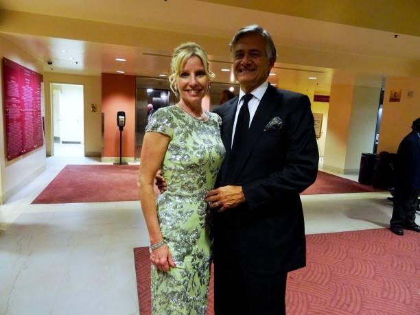 Kathleen McIntosh and Michael Covarrubias