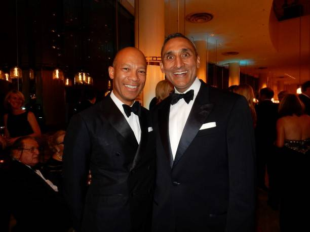 Ken McNeely and Inder Dhillon