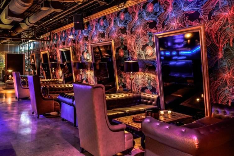 LIQUE Lounge
