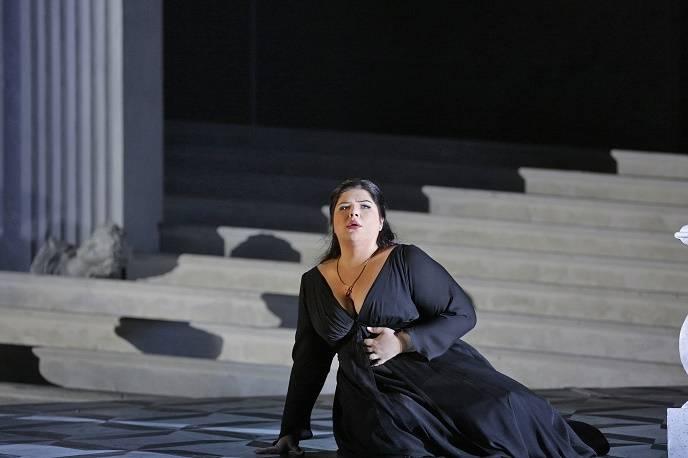 "Leah Crocetto stars in Giuseppe Verdi's ""Luisa Miller."""