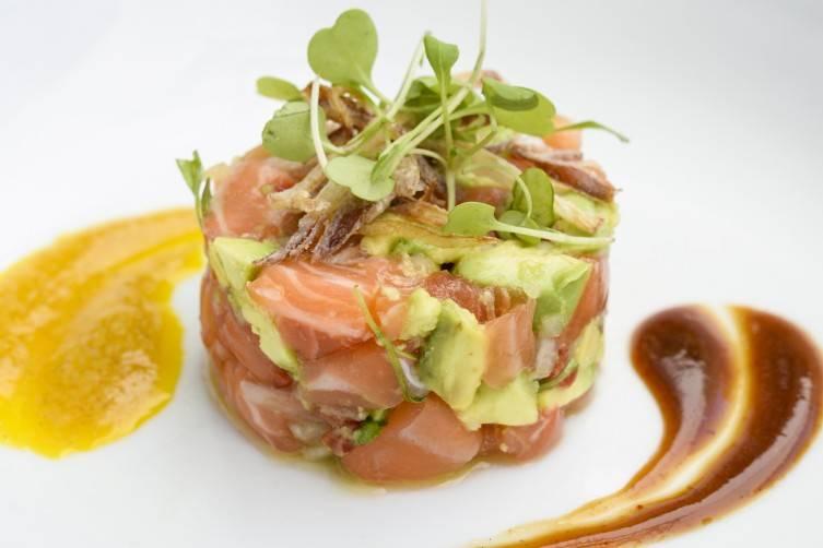 Lure Fishbar_Salmon Tartare (1)