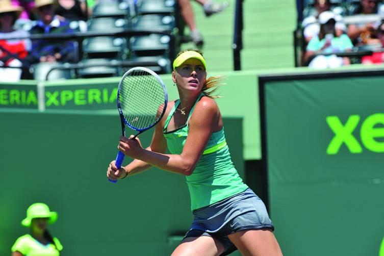 Maria Tennis Pic