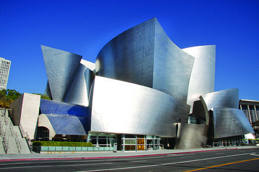 Patina Restaurant & Walt Disney Concert Hall