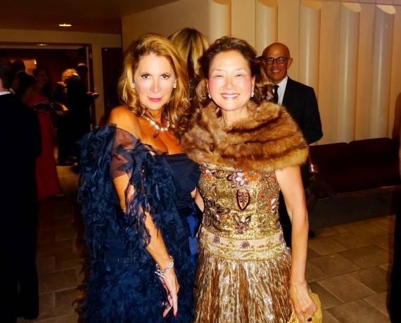 Patricia Lauck and Olivia Decker