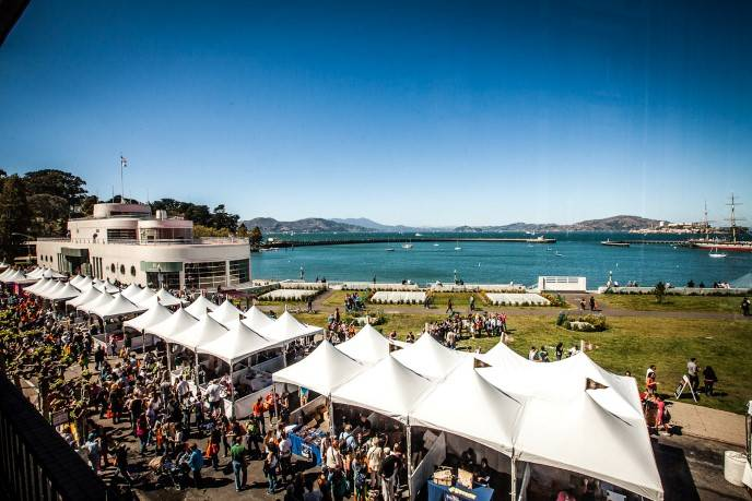 Sf Why You Shouldn T Miss Ghirardelli Chocolate Festival 2017