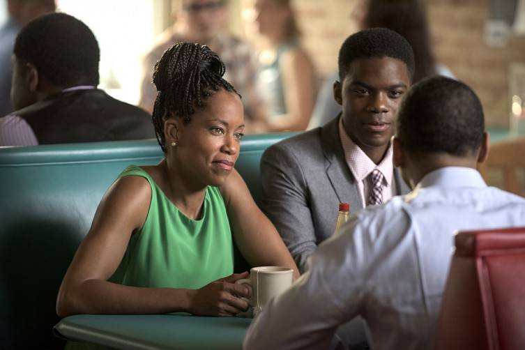 Regina King as Erika Murphy