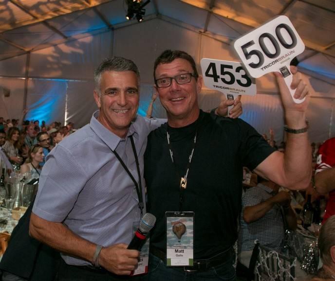 Rick Tigner and Matt Gallo