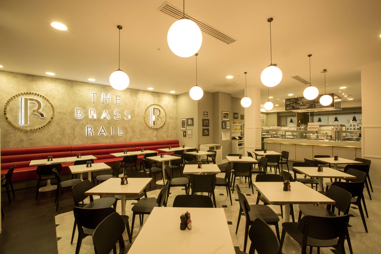 the brass rail salt beef and coffee bar photo matt writtle copyright matt writtle - Yellow Restaurant 2015