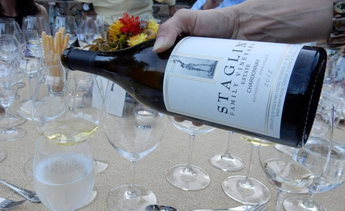 Staglin Family Vineyard Chardonnay 2012