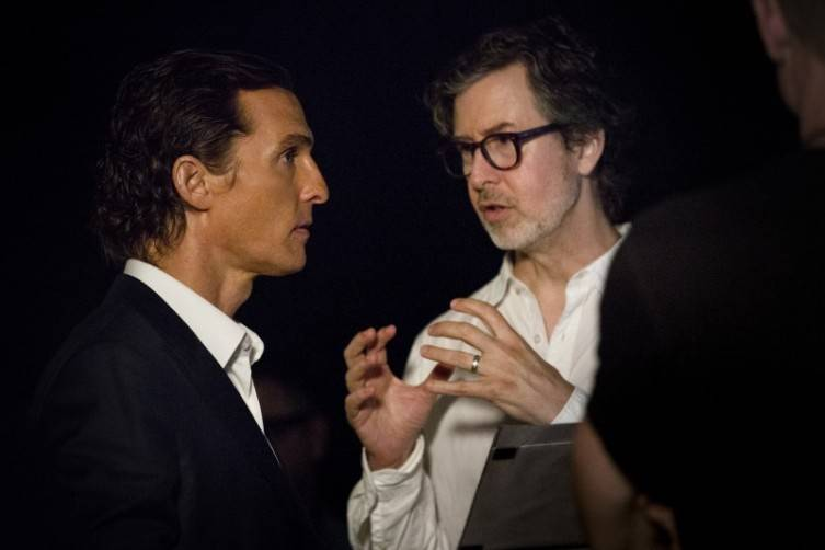 Gus Van Sant Directs Matthew McConaughey in New Lincoln Commercial 3