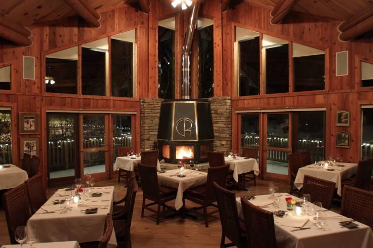 Triple Creek Ranch Dining