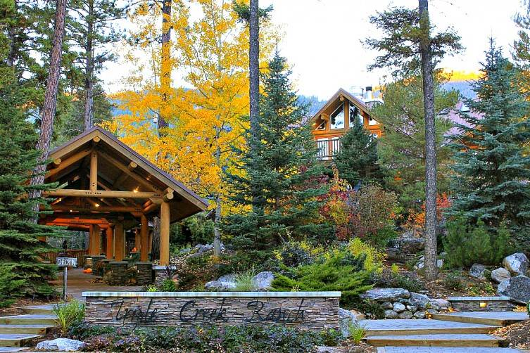 Triple Creek Ranch mt