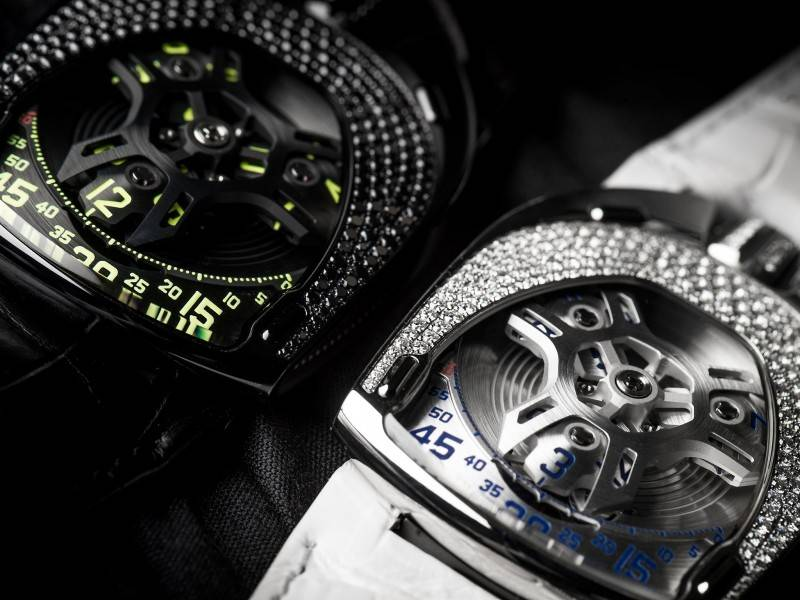 Urwerk-UR-106-Lotus-Ladies-Black-and-White-Watch-2015