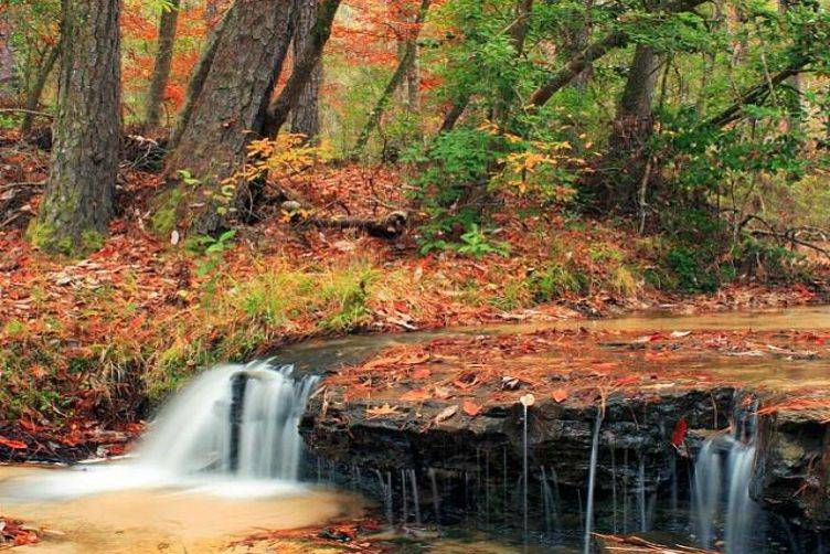 5 Best Autumn Road Trips From Dallas