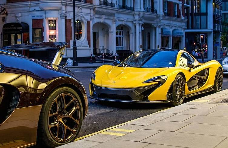 london-supercars