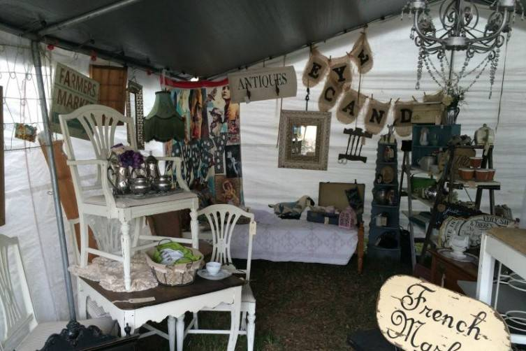 Hundreds of vendors with all sorts of unique items will be at Market Hall.