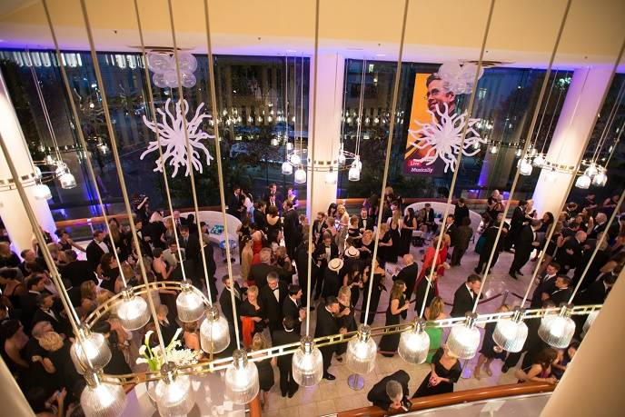 San Francisco Symphony Opening Gala