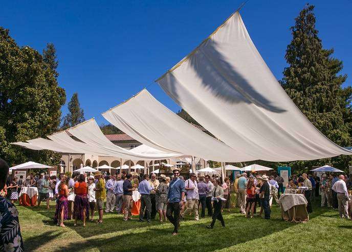 Sonoma Harvest Wine Auction & Why You Should Spend Labor Day Weekend At Sonoma Wine Country Weekend