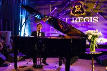 Jazz Legends At St. Regis Jamie Culiim