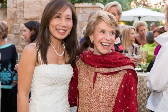 Alice Chiang, Joan Weill