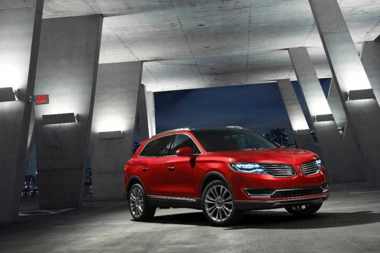 2016  Lincoln MKX in Miami