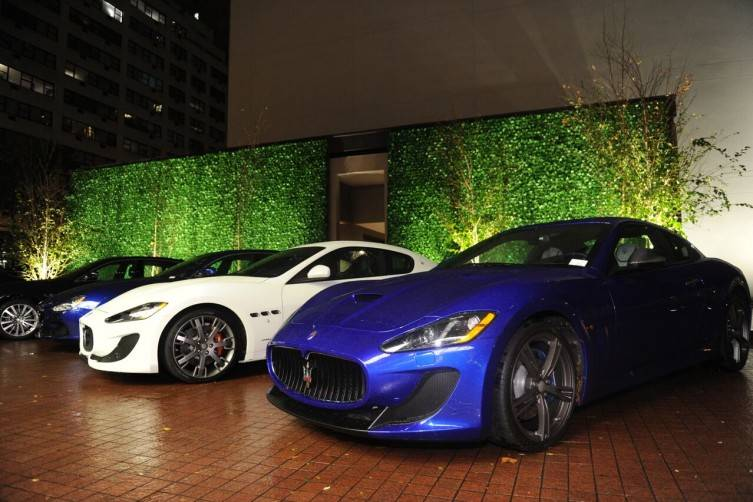 2016 Maserati Unveiling Presented By Haute Living