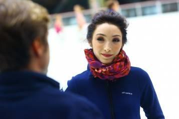 Rockefeller Center Ice Rink Opening 2015