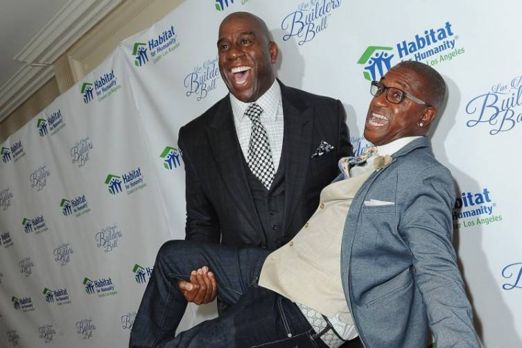Habitat For Humanity Honors Magic Johnson 6