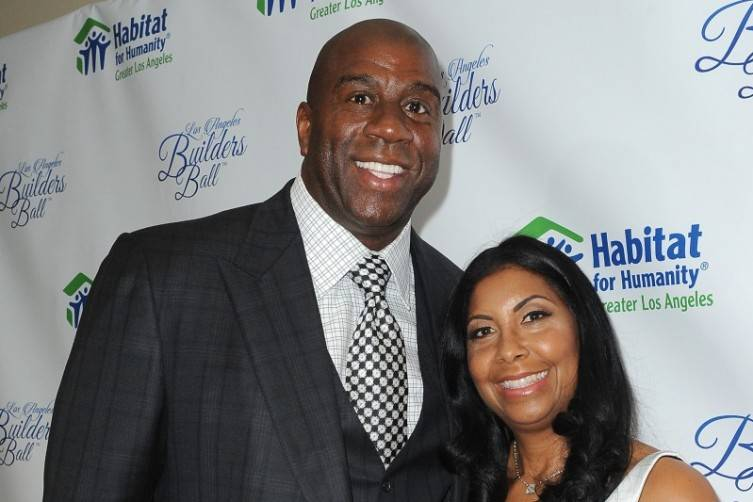 Habitat For Humanity Honors Magic Johnson 1