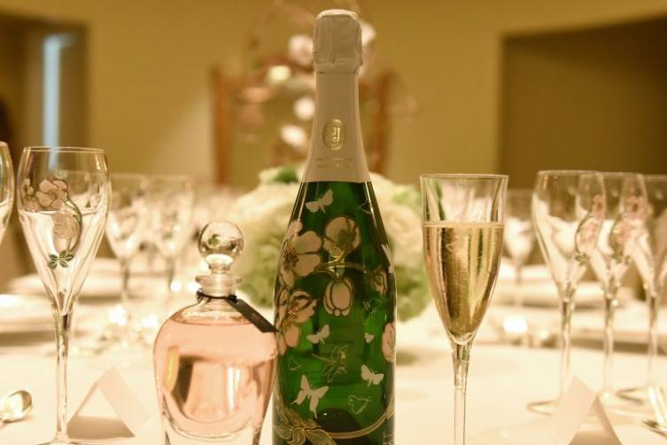 Haute Living And Eric Buterbaugh Florals Celebrate Perrier-Jouet Belle Epoque 2007 Limited Edition 24