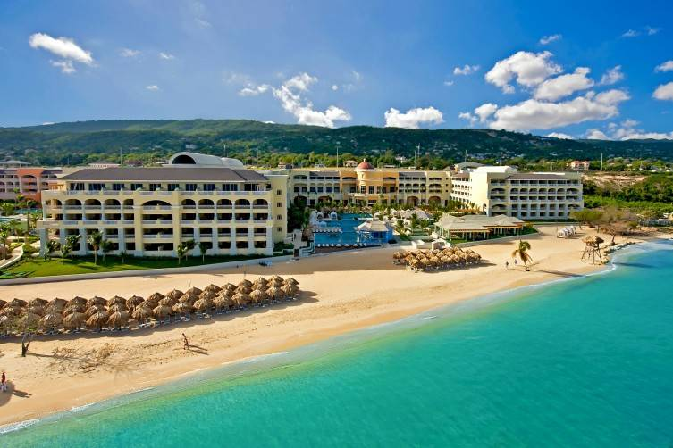 IBEROSTAR Grand Hotel Rose Hall in Montego Bay, Jamaica