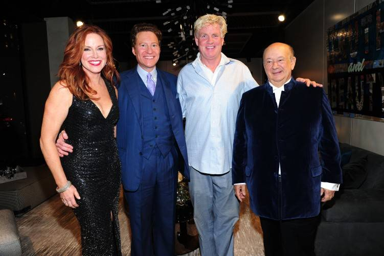 Ally Coulter, Thomas Kaplan, Peter Tunney, Alberto Vignatelli== Luxury Living Panthera Own the Night == Luxury Living, NYC== October 14, 2015== ©Patrick McMullan== photo - Owen Hoffmann/PatrickMcMullan.com== ==
