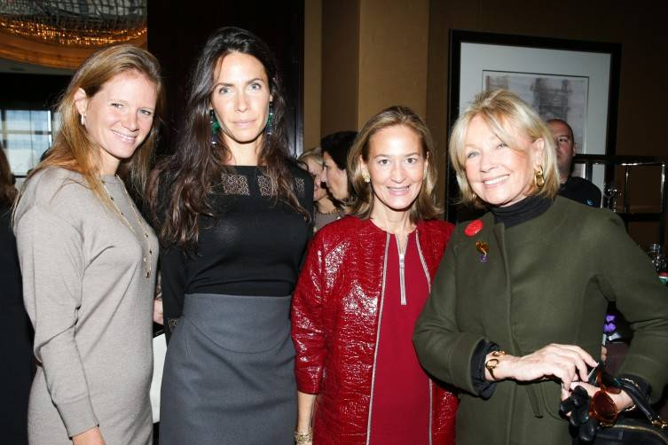 CENTRAL PARK CONSERVANCYs Annual Fall Luncheon