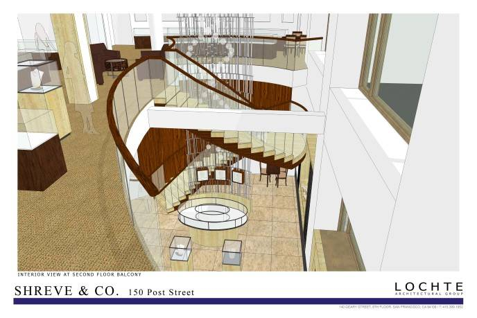 Shreve & Co, opening in 2016