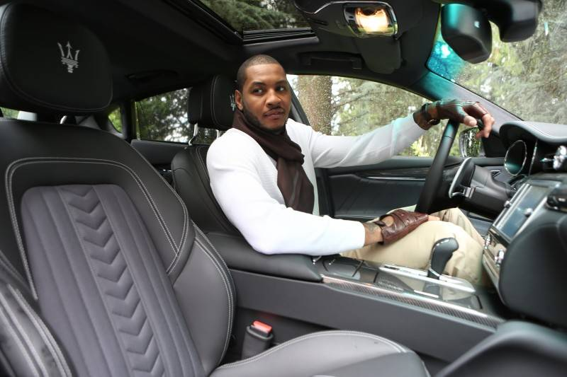 Carmelo Anthony Car | www.imgkid.com - The Image Kid Has It!