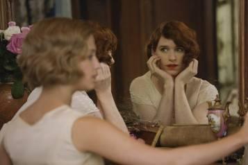 Eddie Redmayne stars as Lili Elbe, in Tom Hooper's THE DANISH GIRL, released by Focus Features