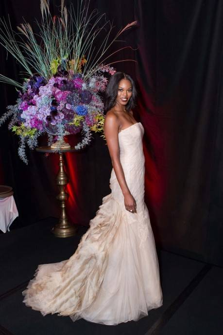 Eugena Washington in Vera Wang