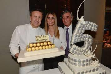 Fifth Anniversary Cake