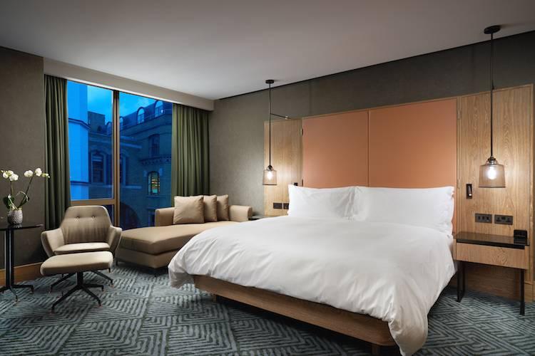 Hilton Bankside Guestroom