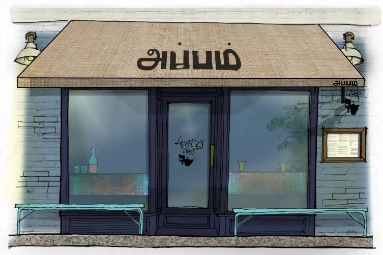 Hoppers Shopfront