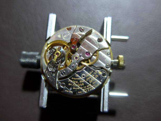 From the watchmaker's bench