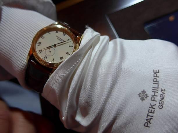Patek Philippe Watchmaker's timepiece