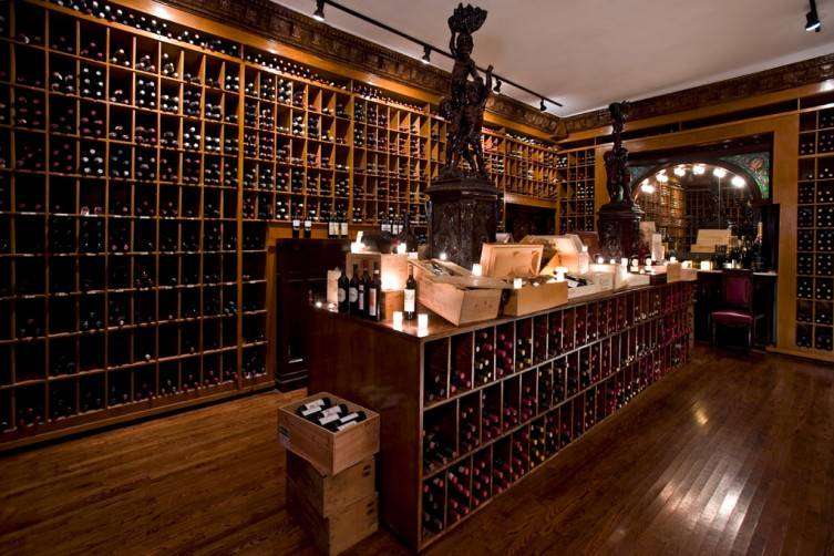 LOWER WINE CELLAR 53L
