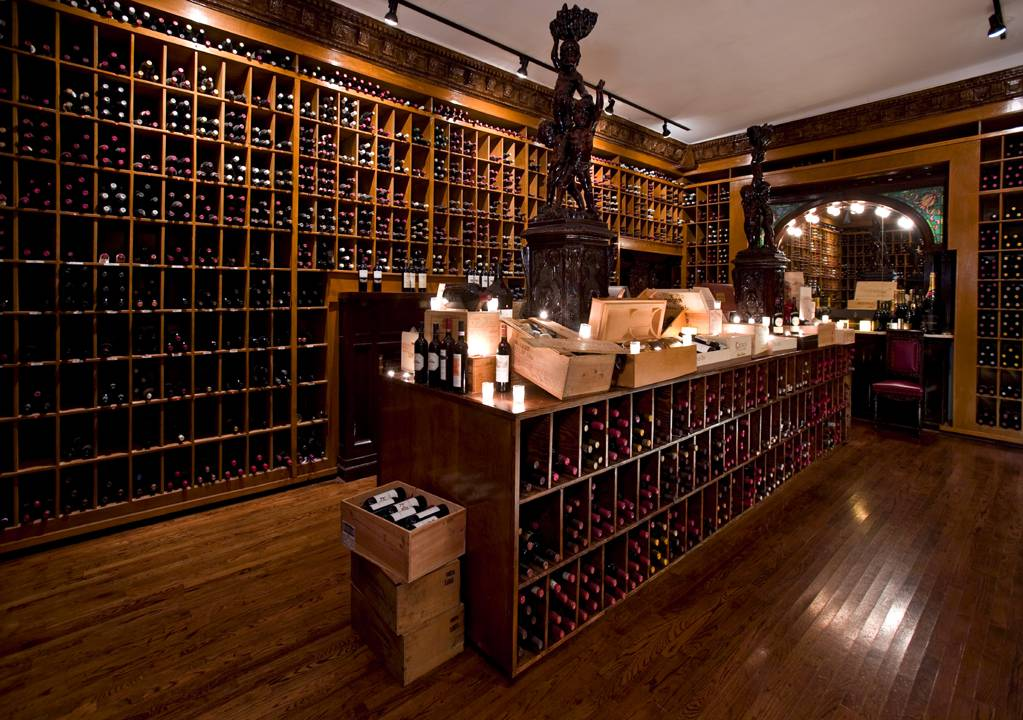 Miami 10 Secrets About The Forge S Wine Cellar