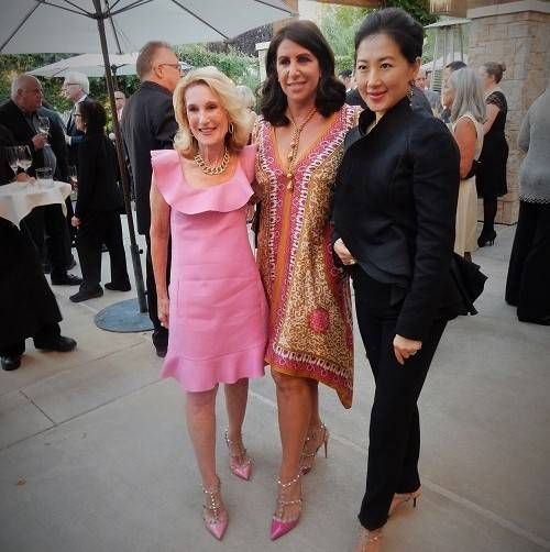 Lorna Meyer Calas, Lisa M. Grotts and  Goretti Lui
