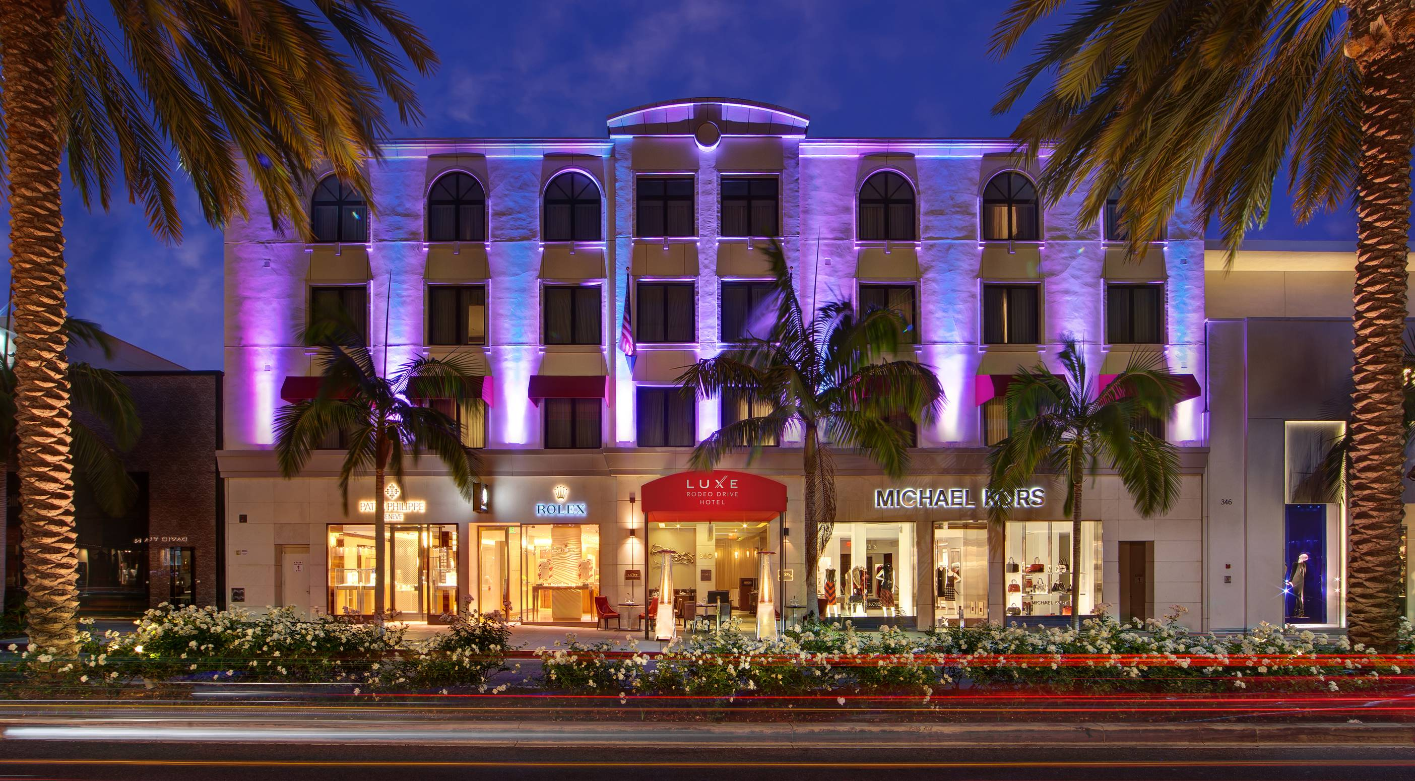 Luxe hotel rodeo drive to open exclusive new residence club for Residence luxe